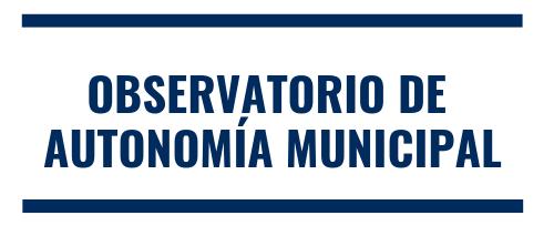 Observatorio de Autonomía Municipal